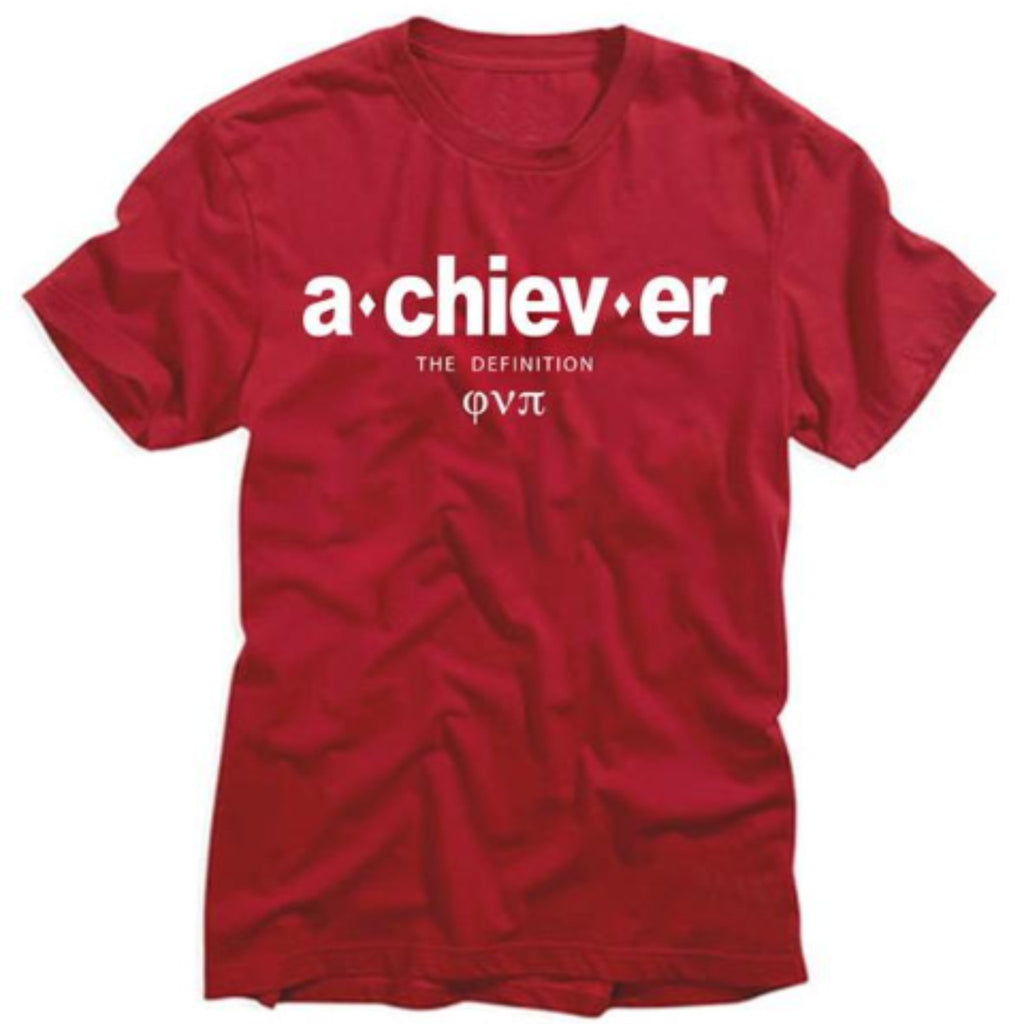 Kappa Alpha Psi Achiever - The Definition Tee