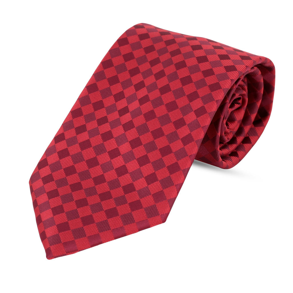 Kappa Alpha Psi Two-Tone Diamond Necktie