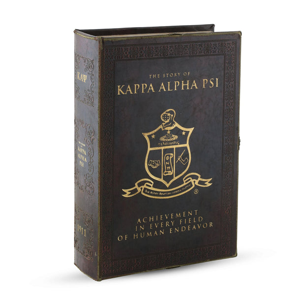 Kappa Alpha Psi Vintage Story of Kappa Keepsake Box