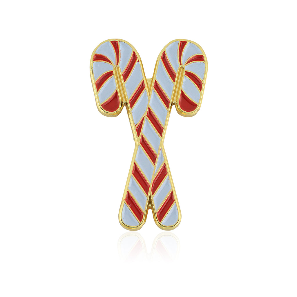 Kappa Alpha Psi Kandy Kanes Lapel Pin