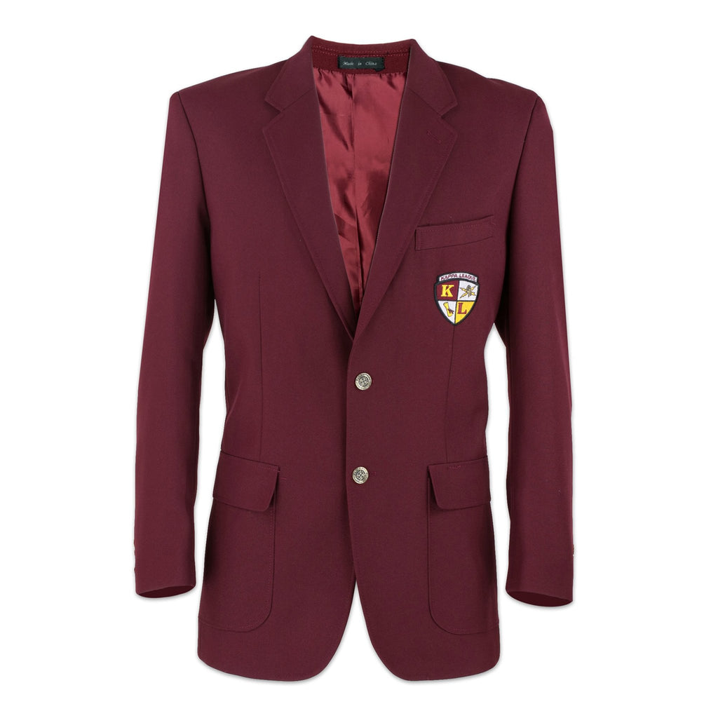 Kappa League Blazer (Maroon)