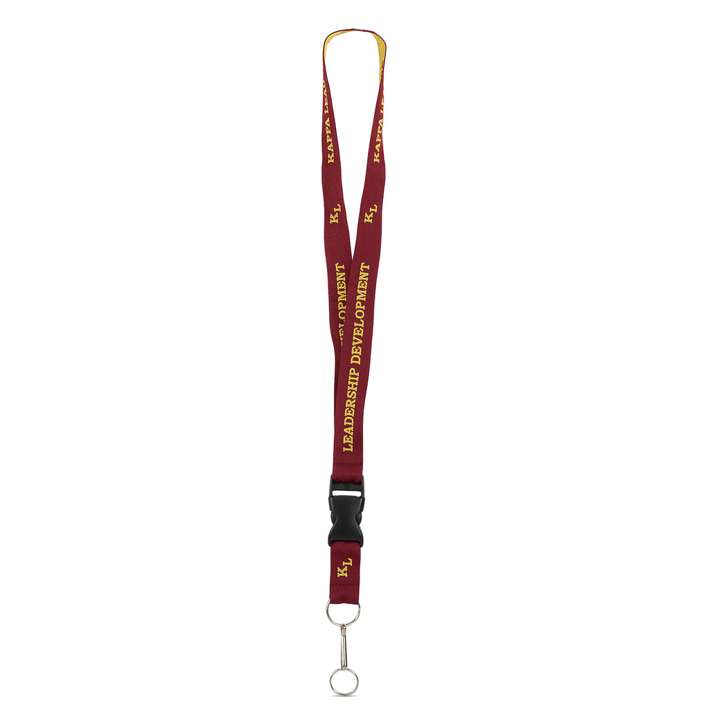 Kappa League Lanyard Key Chain