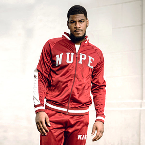 NUPE Track Suit