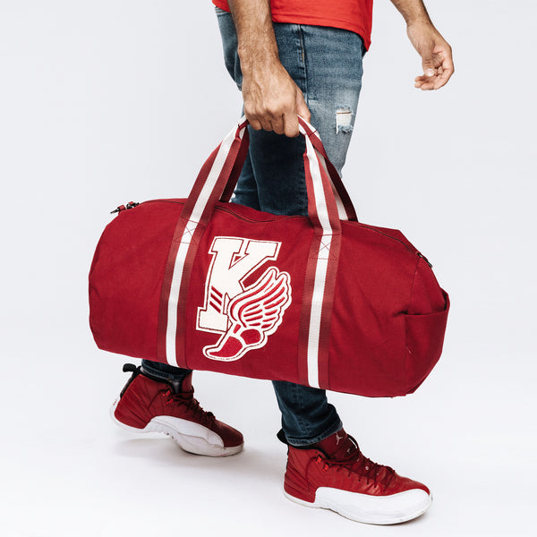 Kappa Alpha Psi Summers Canvas Duffle Bag