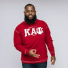 Kappa Alpha Psi Earned Not Given Thermal Shirt (Krimson)