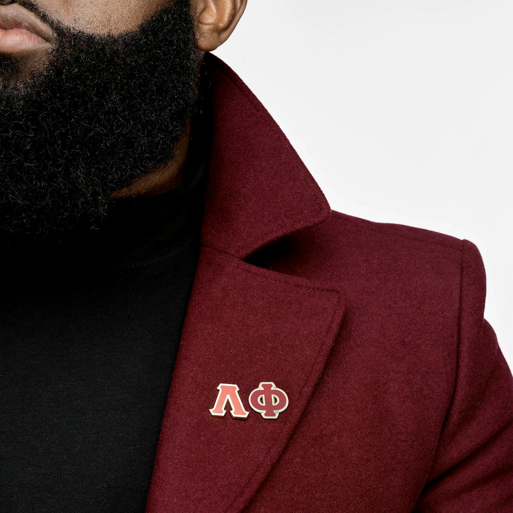 Kappa Alpha Psi Greek Letter Chapter Lapel Pin