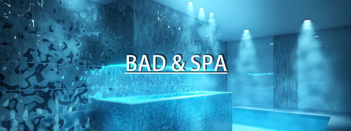 Bad & Spa Producten