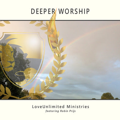 Deeper Worship // Instrumentale Aanbidding // MP3 Download