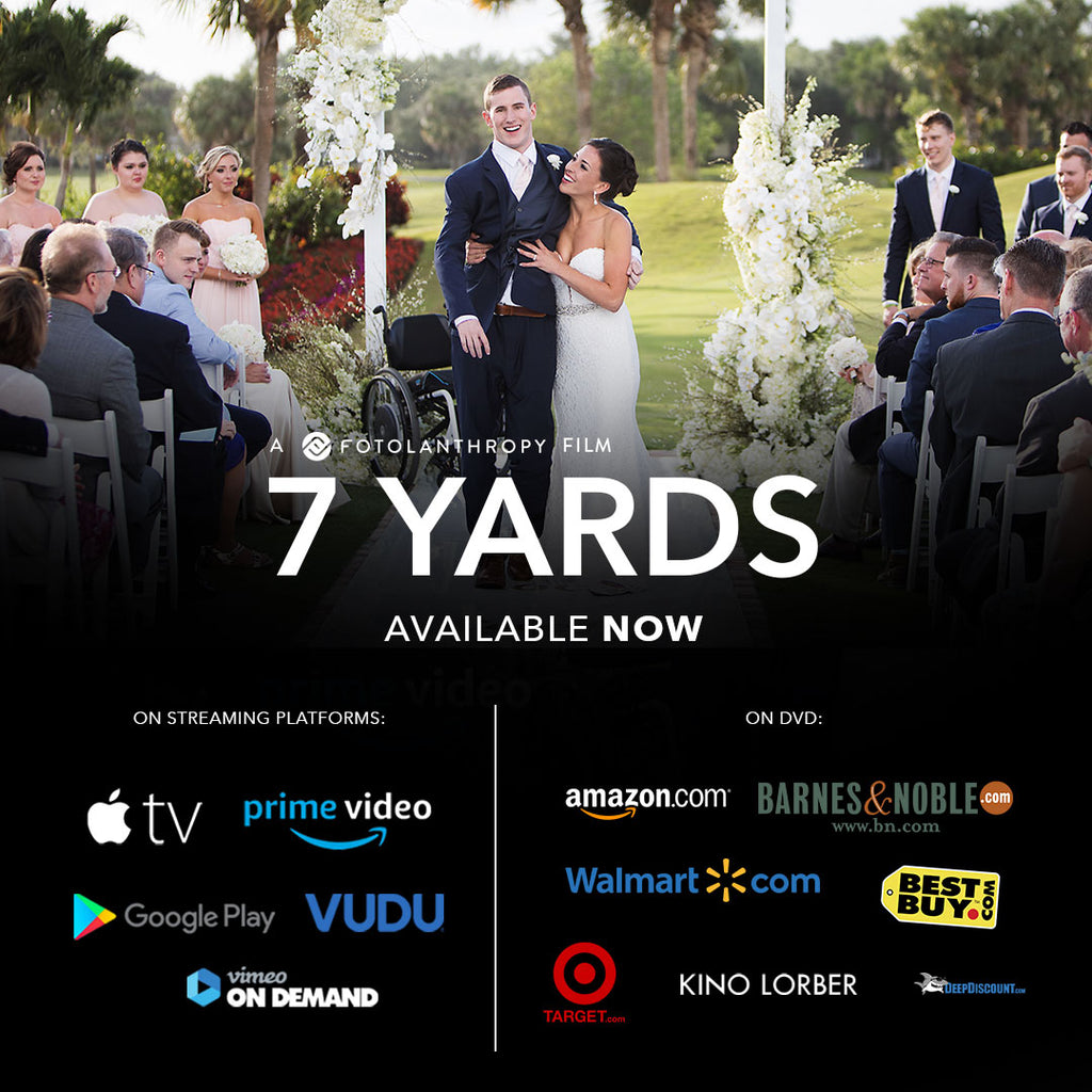 7 Yards is now available