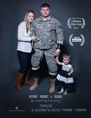 Travis: A Soldier's Story Movie Poster