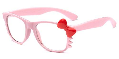 Hello Kitty Baby-Toddler-Kids Clear Lens Sunglasses, To 4 Years  (8 styles) - Pink and Caboodle