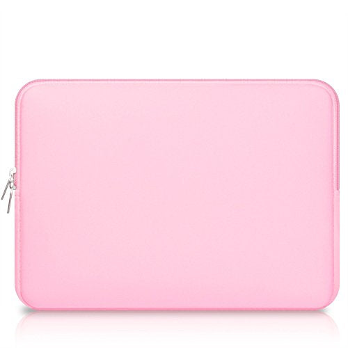 3 Sizes Laptop Cover Sleeve for Apple, Samsung, Sony Notebooks - Pink