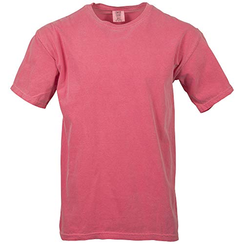 Comfort Colors Men's Adult Short Sleeve Tee, Style 1717, Crunchberry, 3X-Large