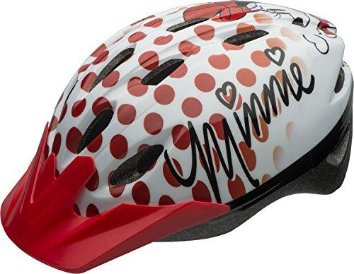 Minnie Mouse Rock The Dots Child Helmet