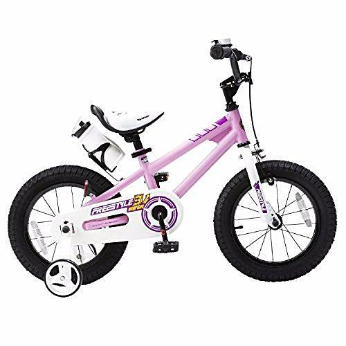 Training Wheels Bicycle for Boys or Girls - 4 Sizes, 6 Colors