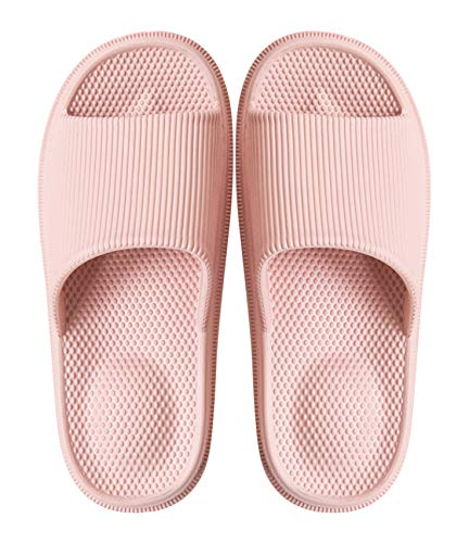 Unisex Indoor/Outdoor Anti-Slip Shower Spa Bath Pool Soft Slipper Sandals  (20 colors)