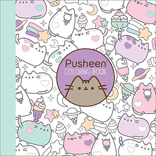 Pusheen Coloring Book (A Pusheen Book)