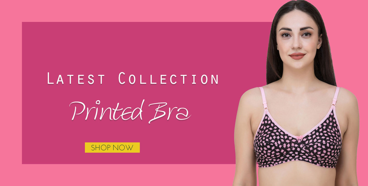 Latest Bra Collection