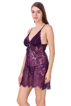 Fasense Women's Baby Doll Dress WE024