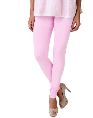 Fasense Solid Cotton Leggings DM002