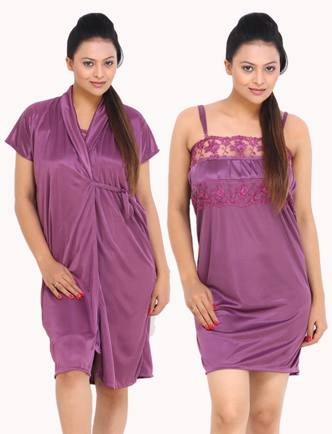 Fasense Women's Nighty DP022 A