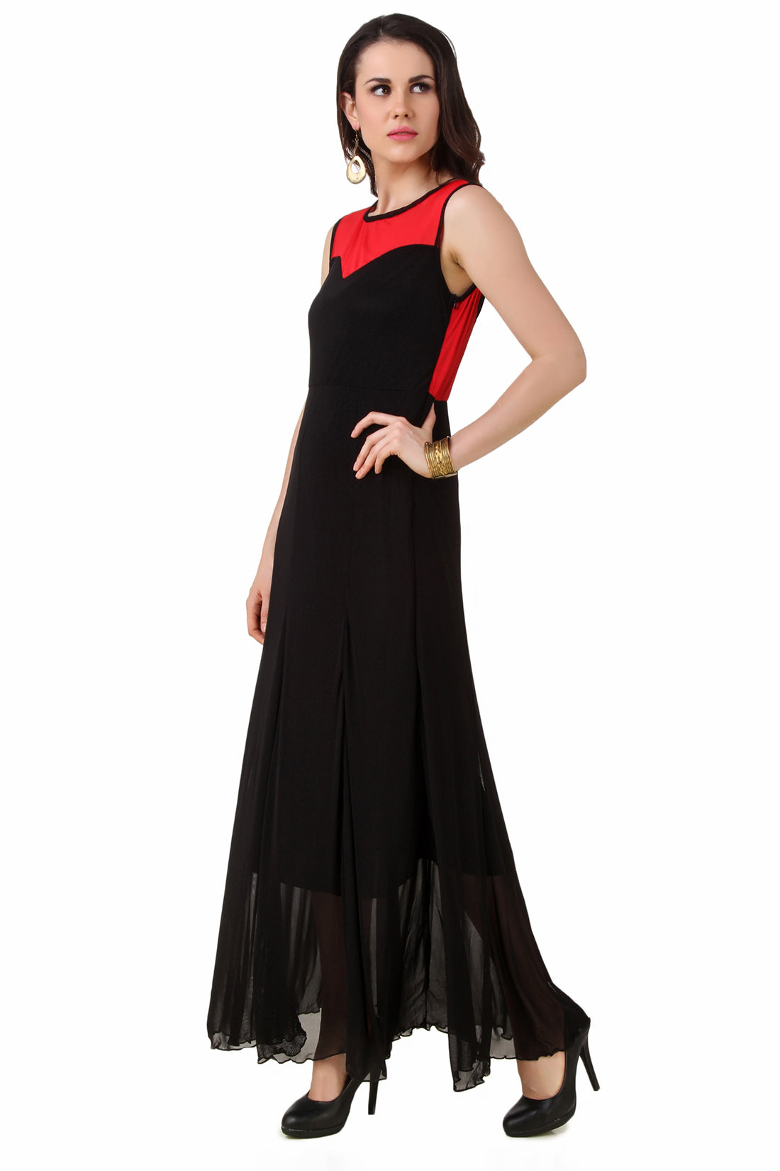 Fasense Western Evening Hot Dress By Fasense Your Lingeries