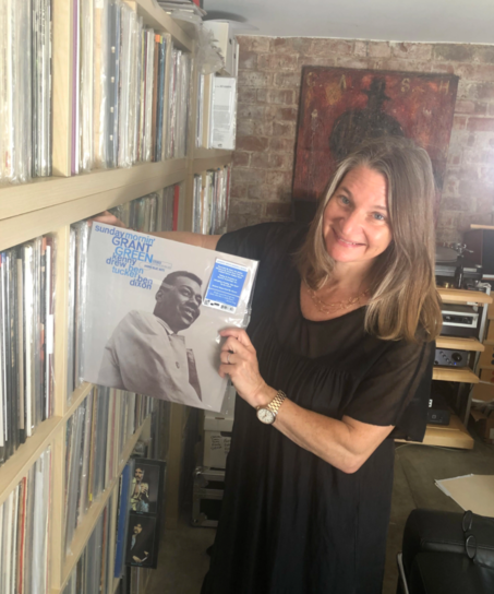 SDS Co-Founder Jacqui Featured in Women in Vinyl