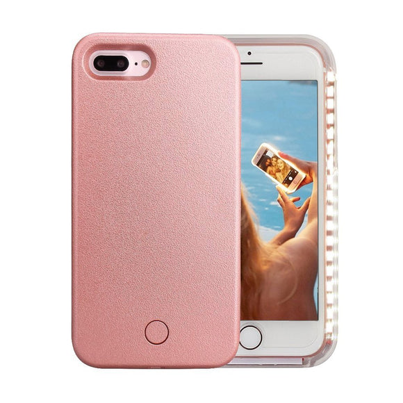 Wellerly Selfie iPhone 6/7/8 Light up Case