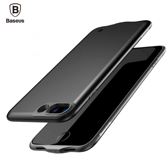 Baseus External Battery Charger Case For iPhone 7 / 7 Plus 2500/3650mAh
