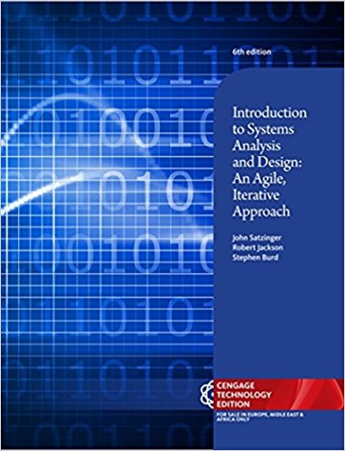 Test Bank for Introduction to Systems Analysis and Design: An Agile, Iterative Approach 6th Edition