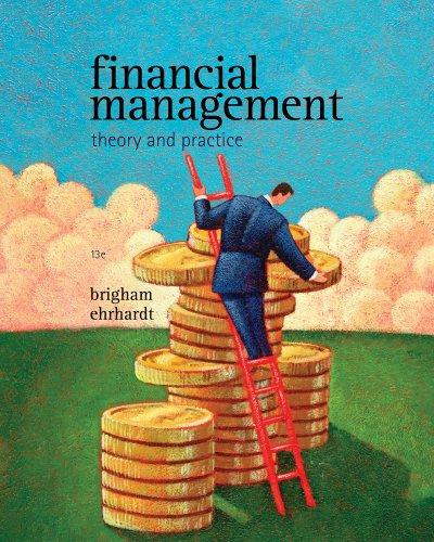 Test Bank for Financial Management: Theory and Practice 13th Edition pdf