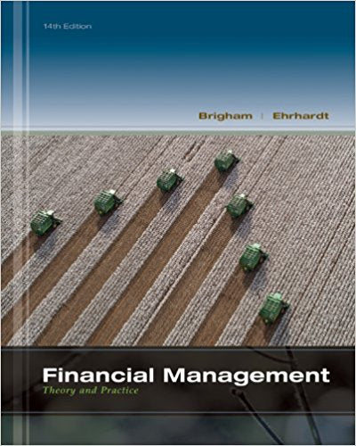 Test Bank for Financial Management: Theory & Practice 14th Edition pdf testbank