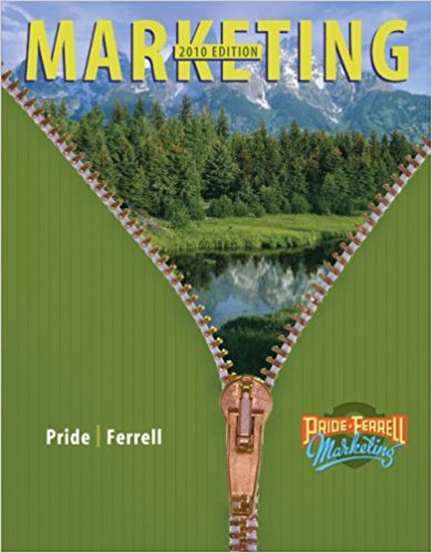 Test Bank for Marketing, 2010 Edition 15th Edition