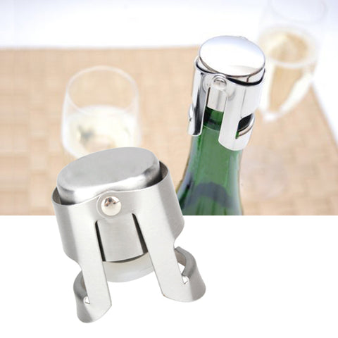 Stainless Latch Bottle Stopper