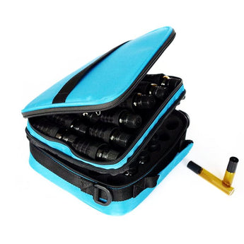 Essentia™ Essential Oil Power Pack Shock Resistant Travel Case for 5ml/10ml/15ml Bottles - 42 Slots