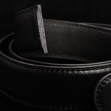 Motion Leather Stainless Steel Belt