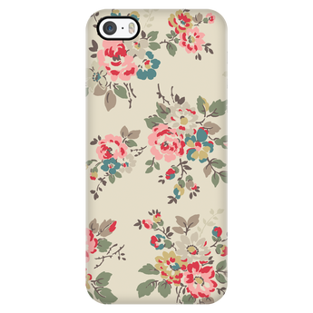 Rose Patch Vintage Floral Samsung Galaxy & iPhone Case