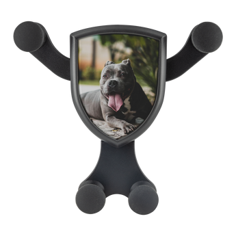 Artemis™ - Pit Bull Chill Car Wireless Phone Charger and Holder