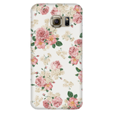 Gentle Rose Vintage Floral Samsung Galaxy & iPhone Case