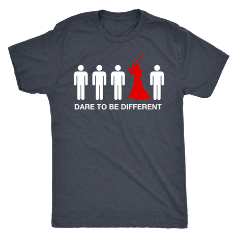 Dare To Be Different - Kendo