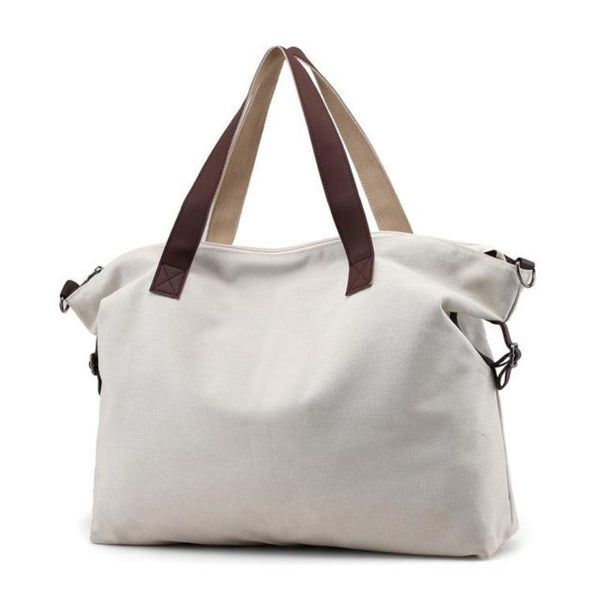 Tabitha™ Basic Shoulder Canvas Bag