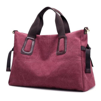 Tabitha™ Convention Tote Canvas Bag