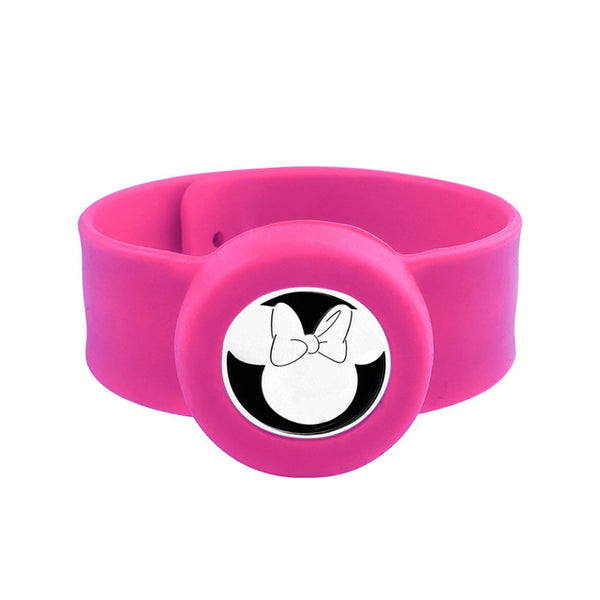 SunnySentials™ Minnie Essential Oil Diffuser Snap Strap Bracelet
