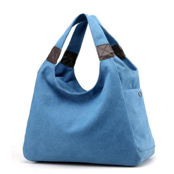 Tabitha™ Basic Hobo Canvas Bag