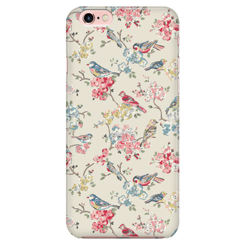 Birds on Blossoms Vintage Floral Samsung Galaxy & iPhone Case