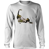 "Floral Cats ""Stretch"" Tops"