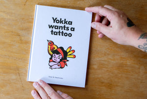 Yokka wants a tattoo