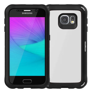 Ballistic Cell Phones & Accessories Ballistic Explorer Series Drop Tested with Screen Protector for Samsung Galaxy S6 (White/Black)