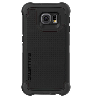 Ballistic Cell Phones & Accessories Ballistic Heavy Duty Drop Test Certified Tough Jacket Series for Samsung Galaxy S6