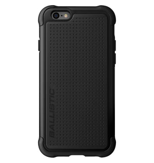 Ballistic Cell Phones & Accessories Ballistic Heavy Duty Tough Jacket Maxx, Drop Test Certified Case for iPhone 6 Plus / iPhone 6s Plus (Black)